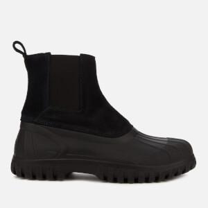 Diemme Men's Balbi Suede Chelsea Boots - Black