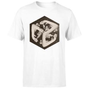 Ikiiki Box Men's T-Shirt - White