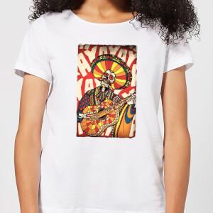 Ikiiki Mariachi Women's T-Shirt - White