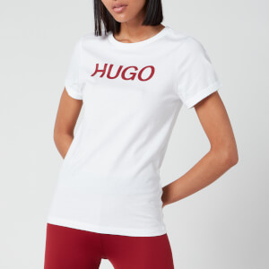 HUGO Women's The Slim T-Shirt - Multi