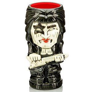 Beeline Creative KISS The Starchild 21 oz. Geeki Tikis Mug