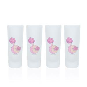 Plumbus Shot Glasses - Set of 4