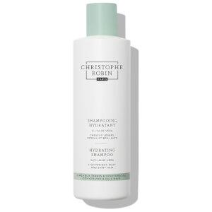 Christophe Robin Hydrating Shampoo with Aloe Vera 250ml