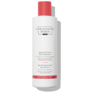 Christophe Robin Regenerating Shampoo with Prickly Pear Oil 250ml