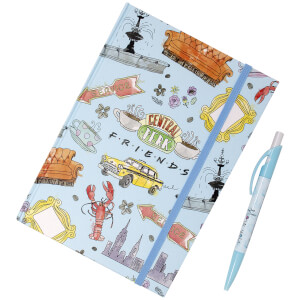 Friends Notebook and Pen Set