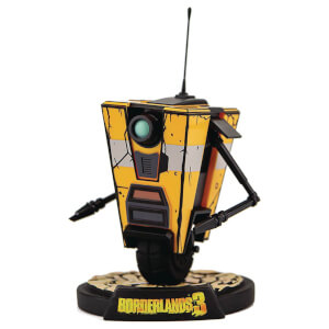 Coop Borderlands Claptrap Vinyl Figure