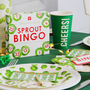 Sprout Bingo Game