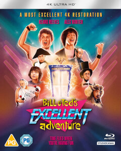 Bill & Ted's Excellent Adventure - 4K Ultra HD (Includes 2D Blu-ray)