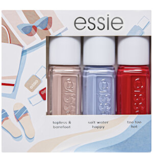 essie Nail Polish Summer Shade Kit 1