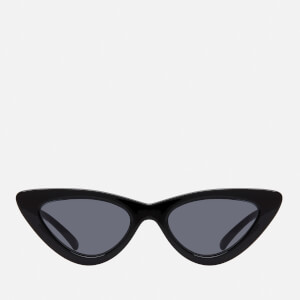 Le Specs Women's The Last Lolita Sunglasses - Black