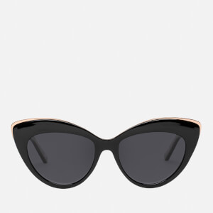 Le Specs Women's Beautiful Stranger Sunglasses - Black