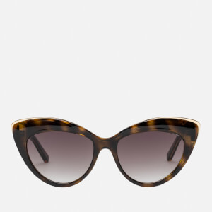 Le Specs Women's Beautiful Stranger Sunglasses - Tort