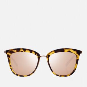 Le Specs Women's Caliente Sunglasses - Syrup Tort