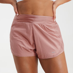MP Velocity Double Layer Damen-Shorts − Washed Pink