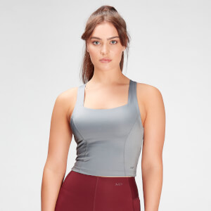 MP Women's Composure Repreve® Vest - Thunder Grey