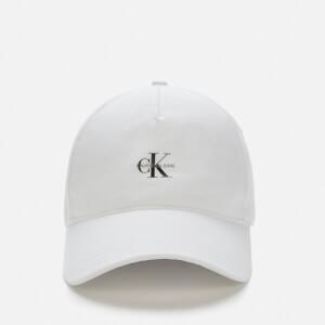 Calvin Klein Jeans Women's Logo Cap - White