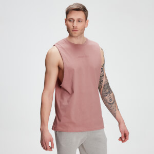 MP Men's Tonal Graphic Tank – Washed Pink