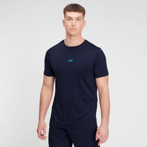 MP Men's Graphic Training Short Sleeve T-Shirt - Navy