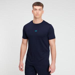 Graphic Training 基礎訓練系列 男士短袖上衣 - 深藍