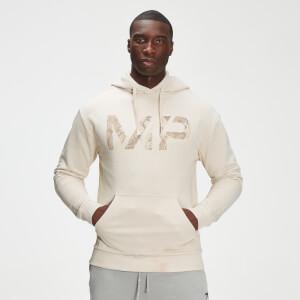 MP Adapt hoodie met ton-sur-ton camodessin voor heren - Ecru
