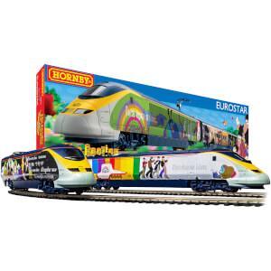Eurostar Yellow Submarine Model Train Set