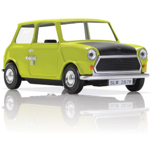 Mr Bean's Mini - 30 Years of Mr Bean Model Set - Scale 1:36
