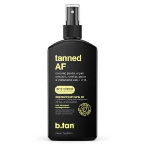 B.Tan Tanned AF…Tanning Oil 100ml