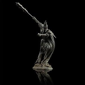 WETA Workshop The Hobbit Ringwraith of Forod Dol Guldur 1:30 Scale Statue