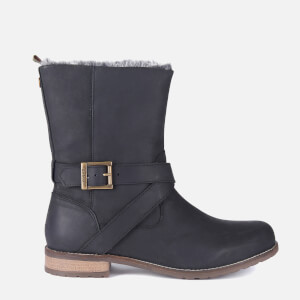 Barbour Women's Jennifer Mid Boots - Black