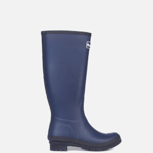 Barbour Women's Abbey Tall Wellies - Navy