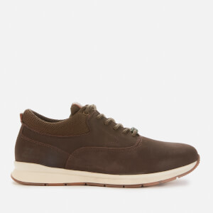 Barbour Men's Langley Oxford Trainers - Brown
