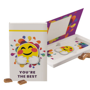 Cadbury Chocolate Card - You're The Best