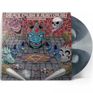 Enjoy The Ride Devil's Crush & Alien Crush Soundtrack Colour LP