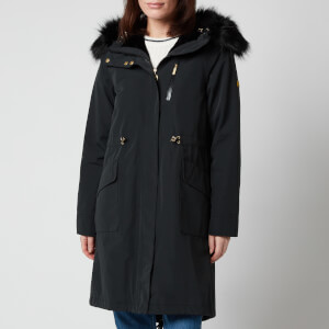 Barbour International Women's Touchdown Jacket - Black