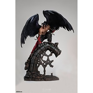 PureArts Tekken Devil Jin 1:4 Scale High-End Limited Edition Statue