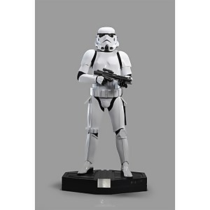 PureArts Star Wars Original Stormtrooper 1:3 Scale Collector's Statue - 63cm