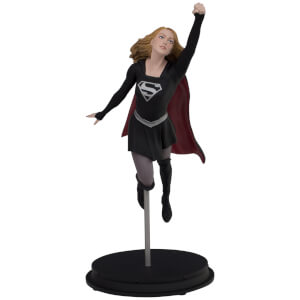 Icon Heroes DC Comics Supergirl TV Dark Supergirl Statue