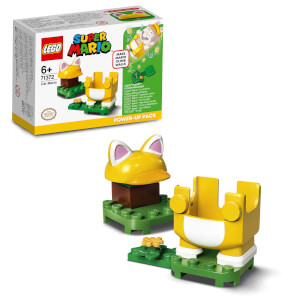 LEGO Super Mario Cat Mario Power-Up Pack (71372)