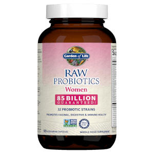 Raw Microbiomes Women - Cooler - 90 Capsules