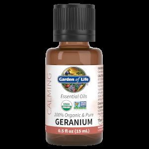 Garden of Life Organic Essential Oil - Geranium - 15ml