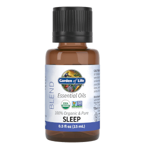Organic Essential Oil Blend - Sleep - 15ml