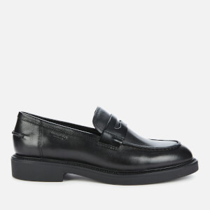 Vagabond Women's Alex W Leather Loafers - Black