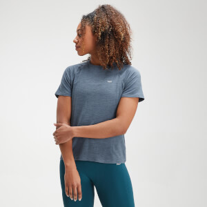 MP Damen Performance Training T-Shirt - Galaxy Marl