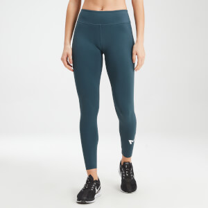Essentials Training 基礎訓練系列 女士緊身褲 - 深藍