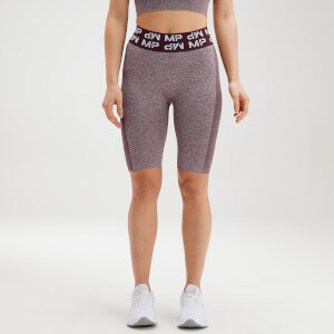 MP Women's Curve Cycling Shorts - Washed Oxblood