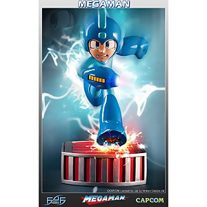 First 4 Figures Megaman (Running Megaman) Resin Statues