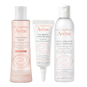 Avene Gentle Trio (Worth £33.00)