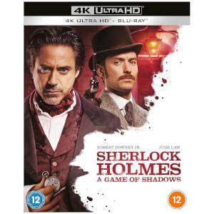 Sherlock Holmes: A Game of Shadows - 4K Ultra HD (Includes 2D Blu-ray)