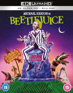 Beetlejuice - 4K Ultra HD (Includes 2D Blu-ray)