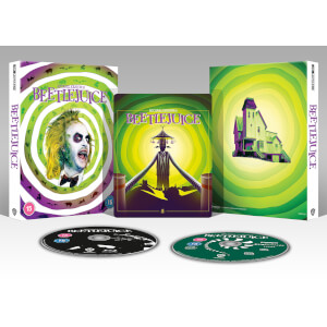 Beetlejuice - Zavvi Exclusive 4K Ultra HD Steelbook with Slipcase